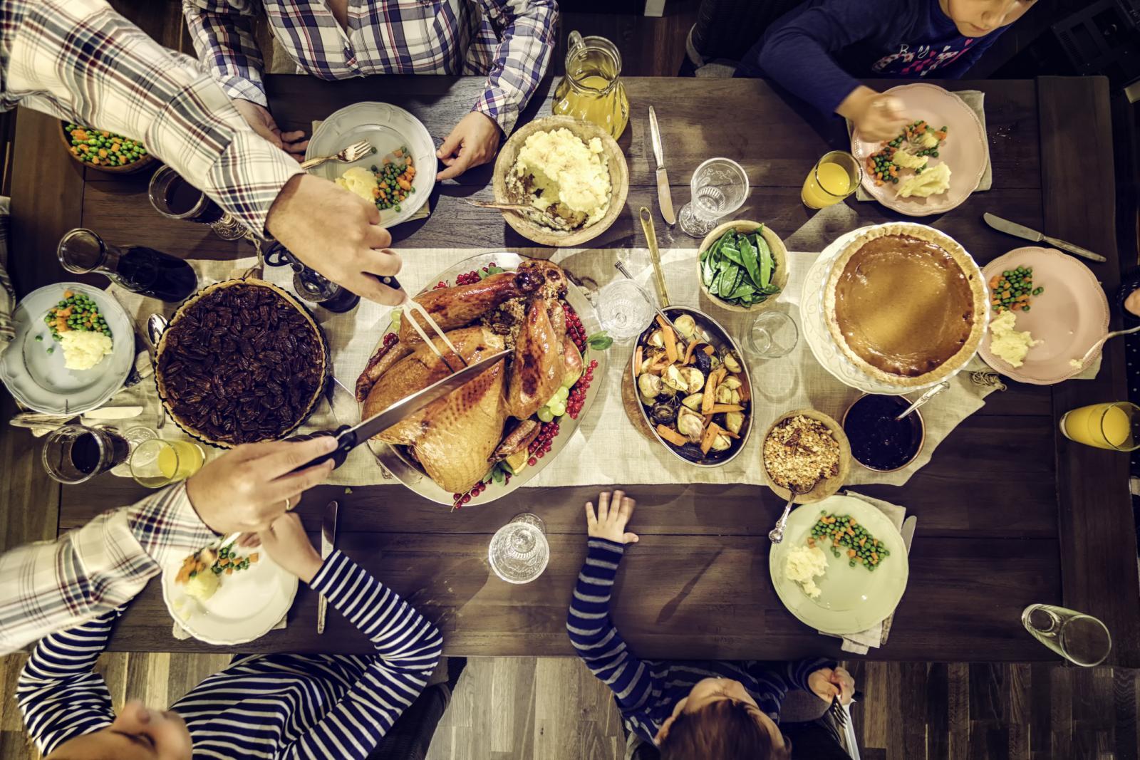 Blagdanski objedi u našim su krajevima prave gozbe, ali gozbe s posljedicama...