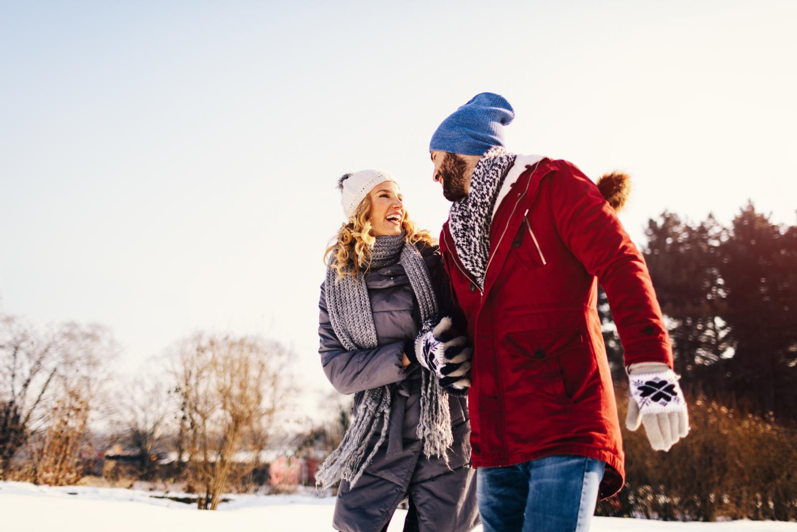Posebnu pažnju treba posvetiti onim dijelovima tijela koji su posebno izloženi zimi.