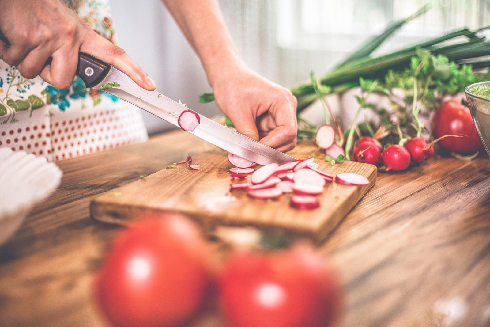 Rotkvice sadrže vlakna, vitamin C i kalij.
