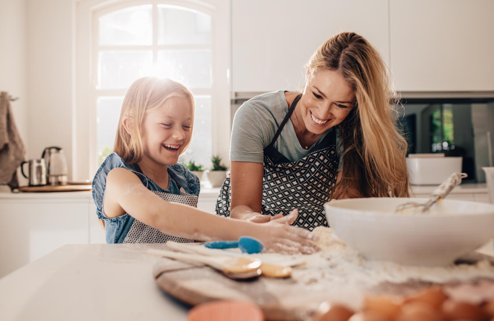 Nitko se nije rodio naučen, pa tako s otkrivanjem kulinarskih tajni treba početi u djetinjstvu.