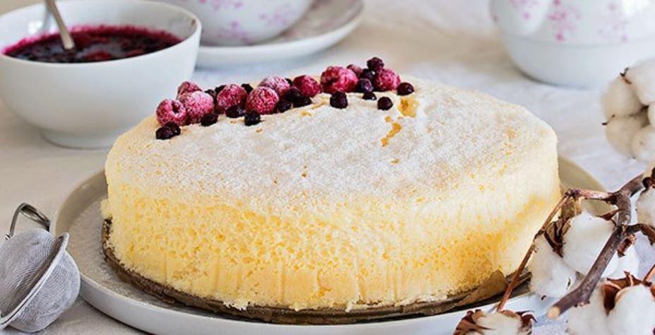 I što god radili, pokušajte ne rezati ovu tortu dok je kipuća.