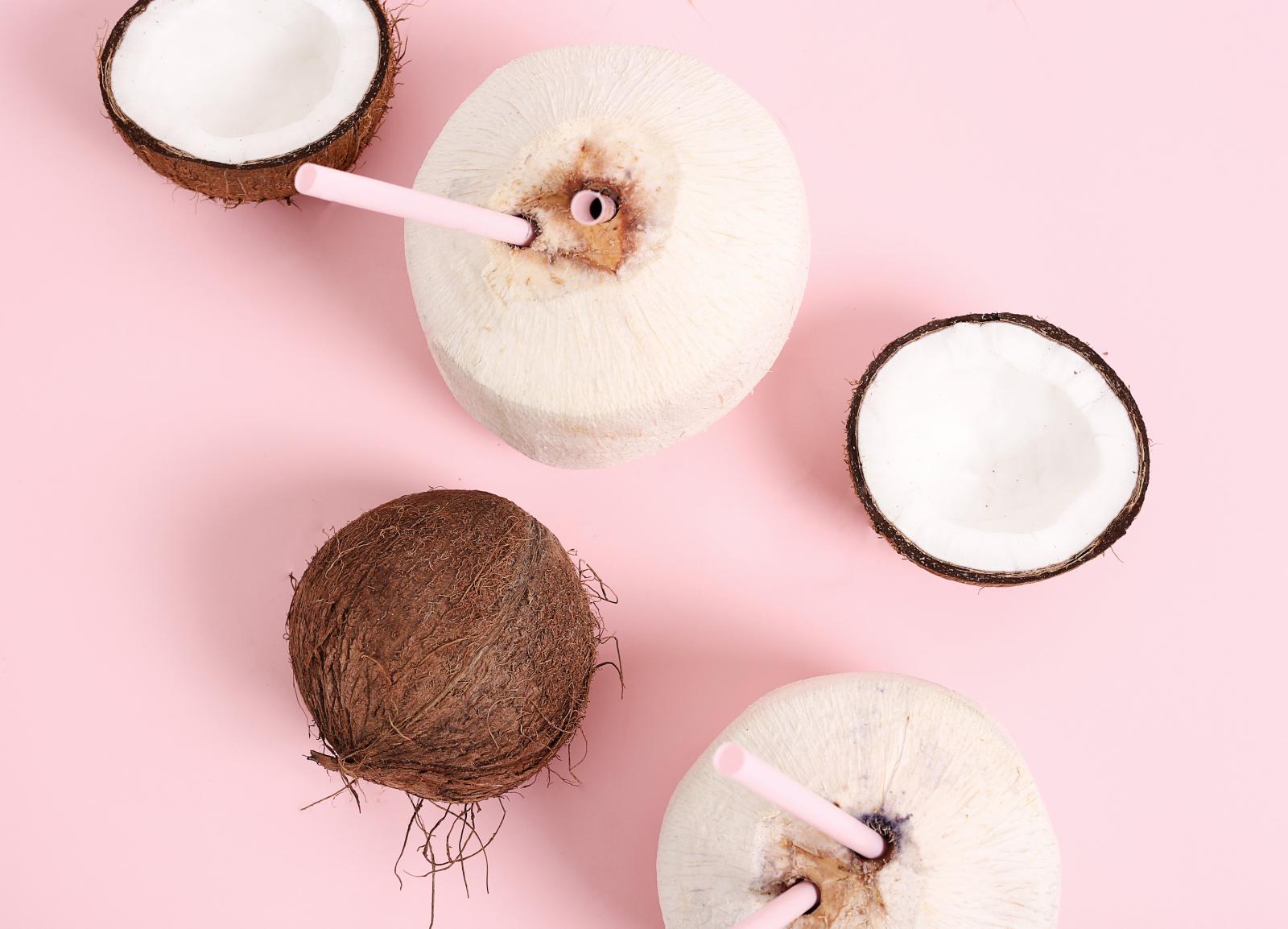 Kokos ima svojstva koja pomažu da se dulje vrijeme osjećamo siti.