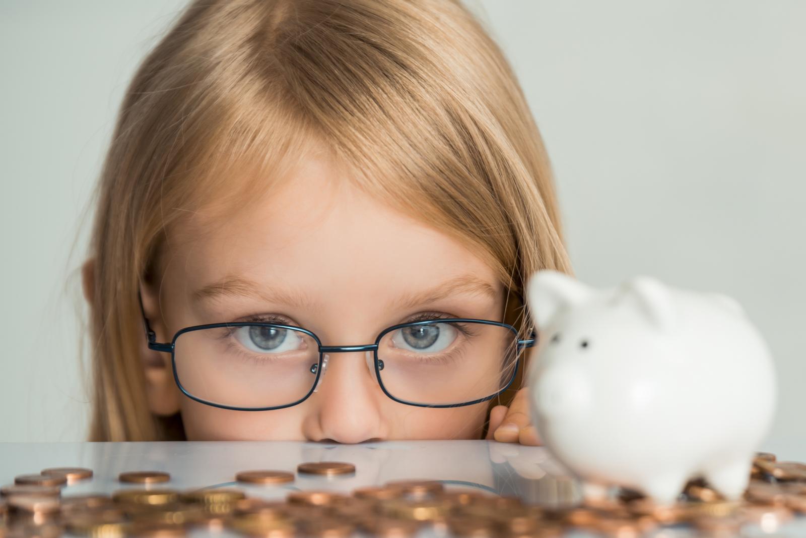 Naučite djecu da rasporede svoj džeparac za različite ciljeve i potrebe.