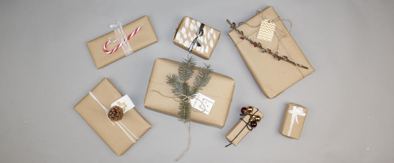 Zar ne bi bilo lijepo da dobijete jedan ovako omotan poklon?