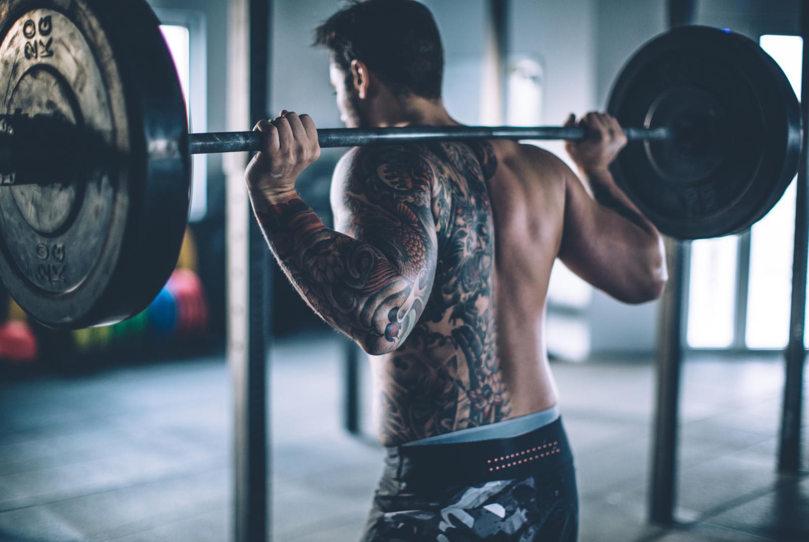 Želite li izgraditi mišićnu masu, tada se držite podalje od protuupalnih lijekova.