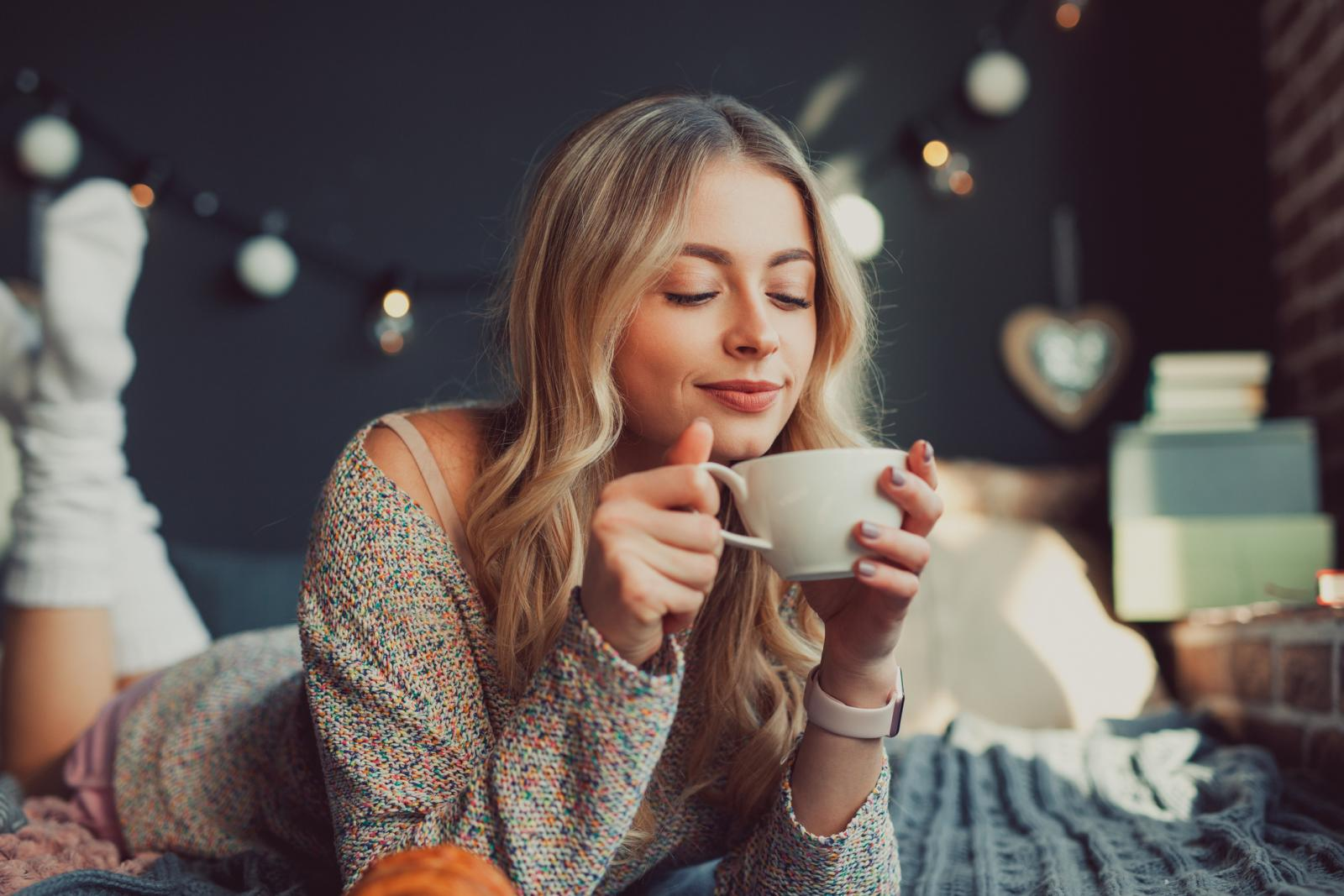 Nemojte se samo na kavu oslanjati...