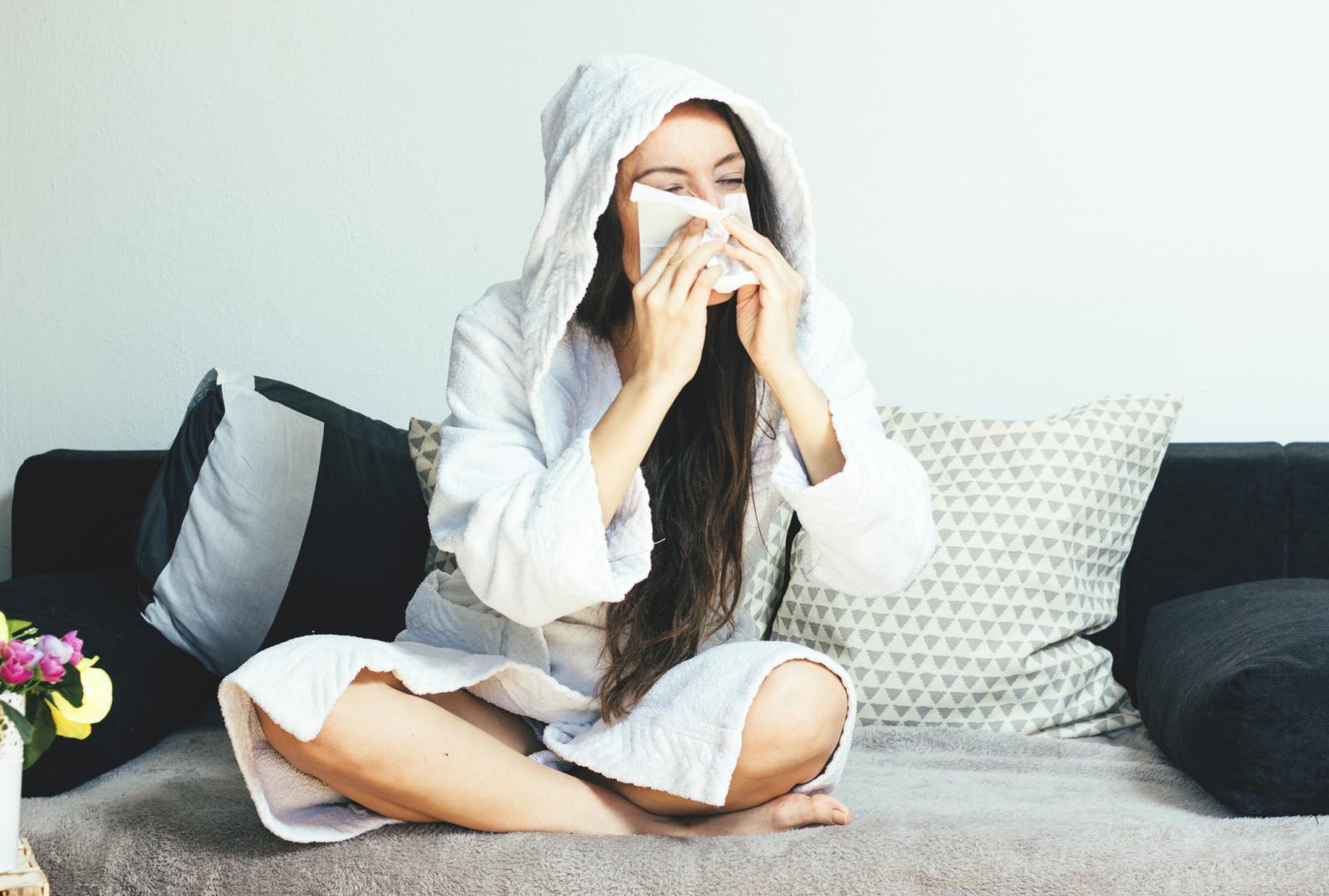 Možda vam to zvuči čudno, ali velika je vjerojatnost da vam je nosna sluznica isušena ako vam curi nos.