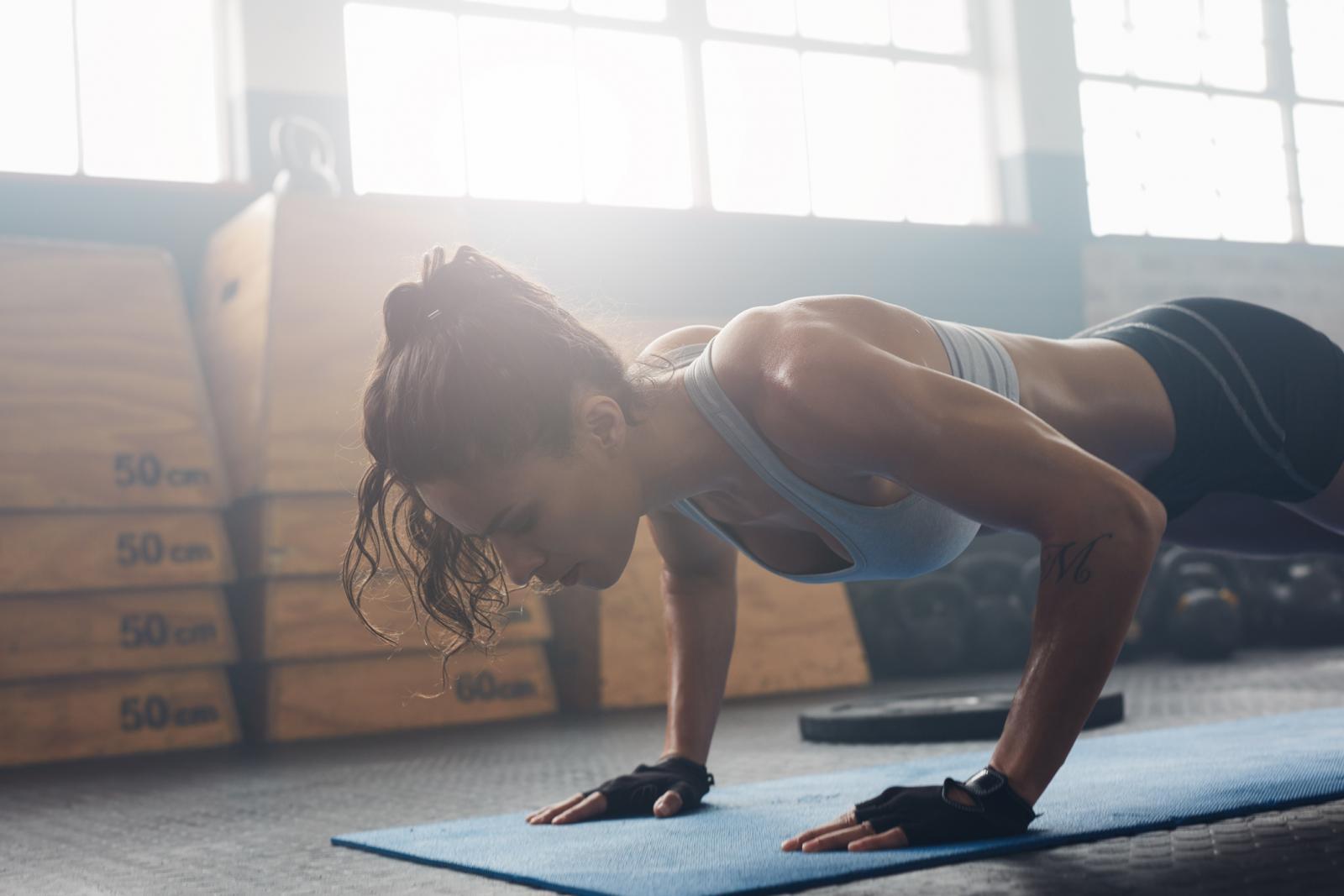 Iskusni vježbači to već znaju - uravnotežena prehrana bogata proteinima također je izrazito važna.