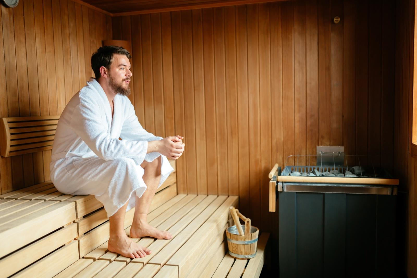 Povremeni odlasci u saunu su preporučljivi, ali samo ako ste dobrog zdravlja...
