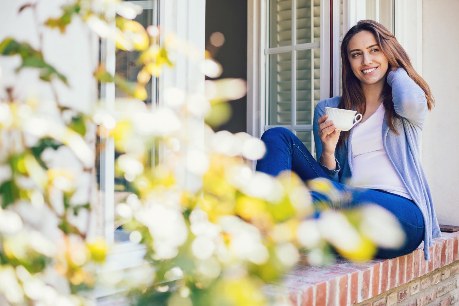 Kožne alergije mogu se ublažiti čajem od sljeza.