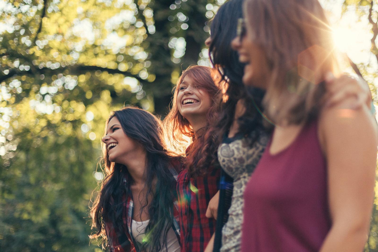 Za vrijeme snažnog smijeha povećava se frekvencija srca, ponekad i iznad 120 otkucaja u minuti.