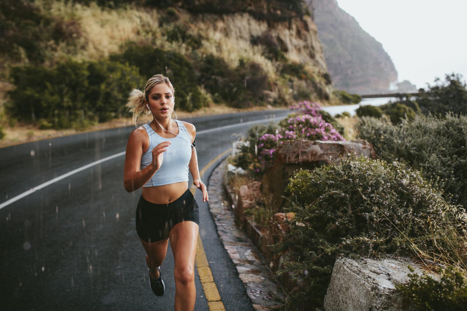 Nemojte pretjerivati. Ako osjećate bol i iscprljenost, uzmite slobodan dan od trčanja.