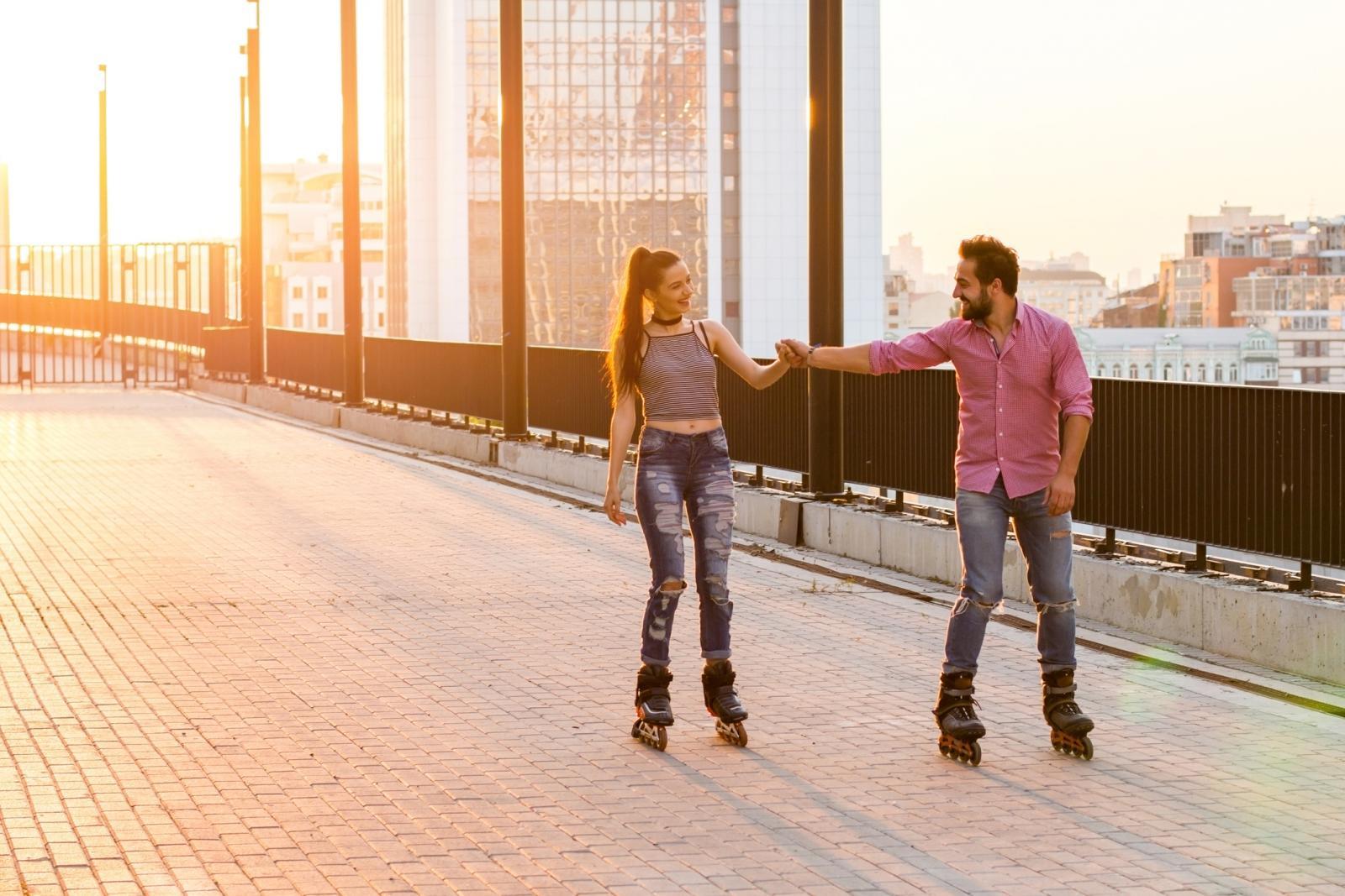 Ako tražite zabavan hobi zbog kojega ćete se više gibati i družiti, rolanje je dobar izbor.