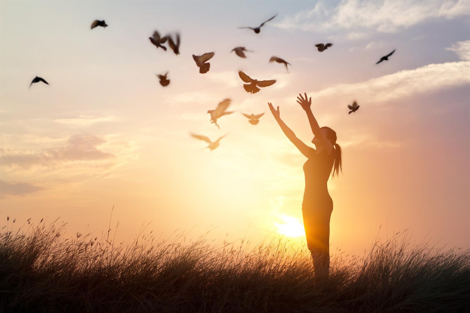 Opraštanje je način da uhvatimo ispuštene očice u tkanju naših međusobnih odnosa.