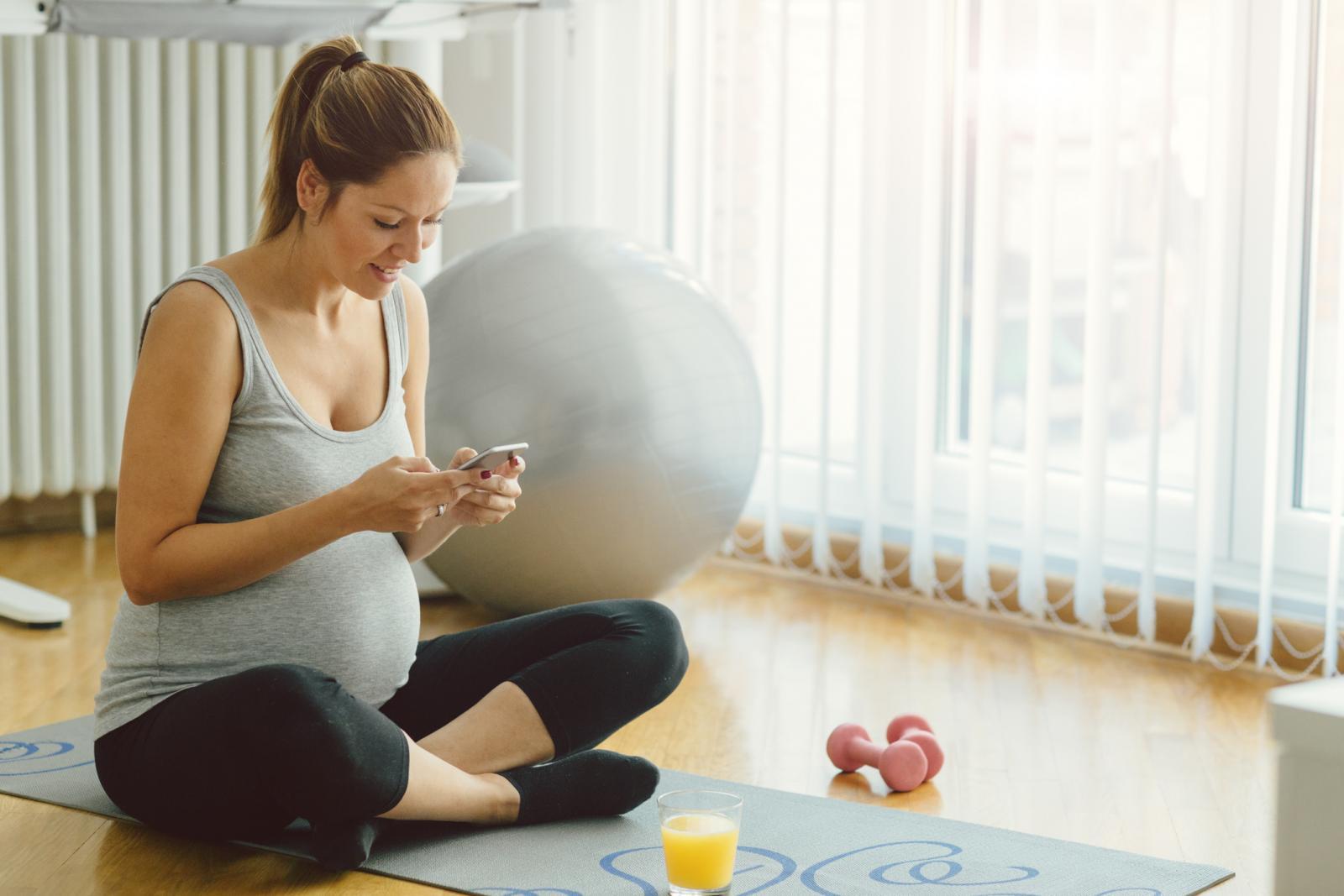 Prije vježbanja ne zaboravite se konzultirati sa svojim liječnikom.