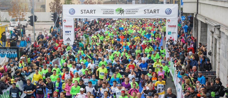 Utrka kreće od Slovenske ceste dok se cilj nalazi na Kongresnom trgu.