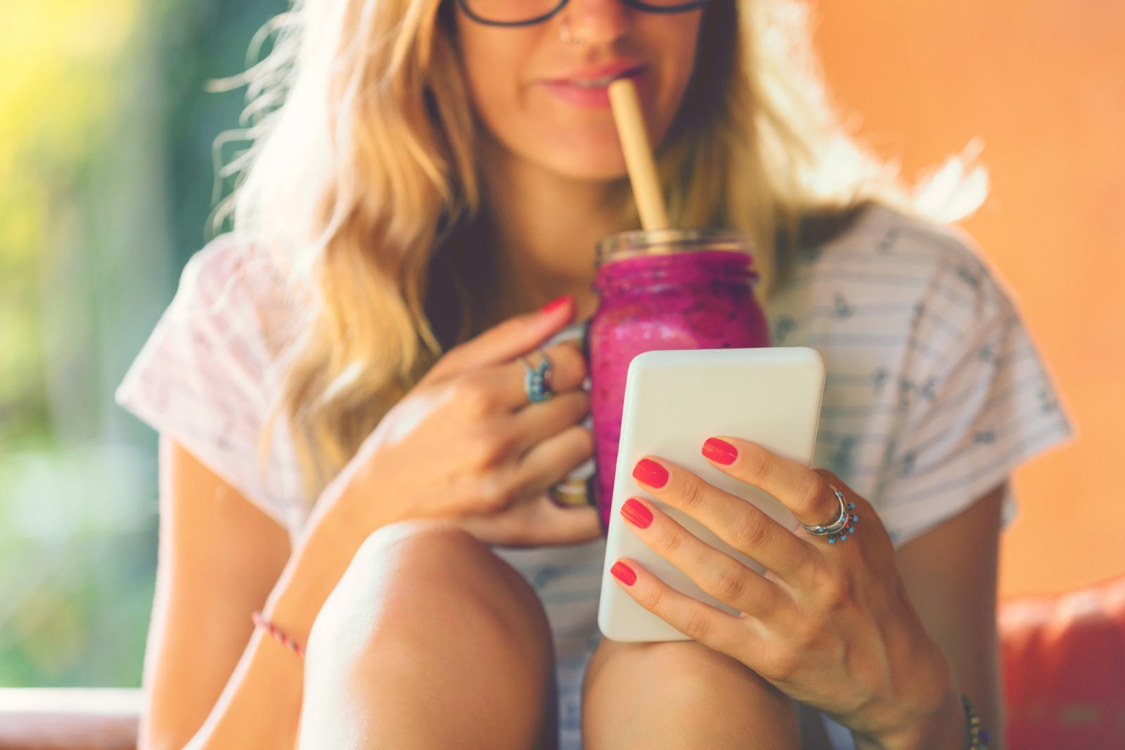 U toplim danima nutritivno bogat sok ili smoothie može biti i zamjena za obrok.