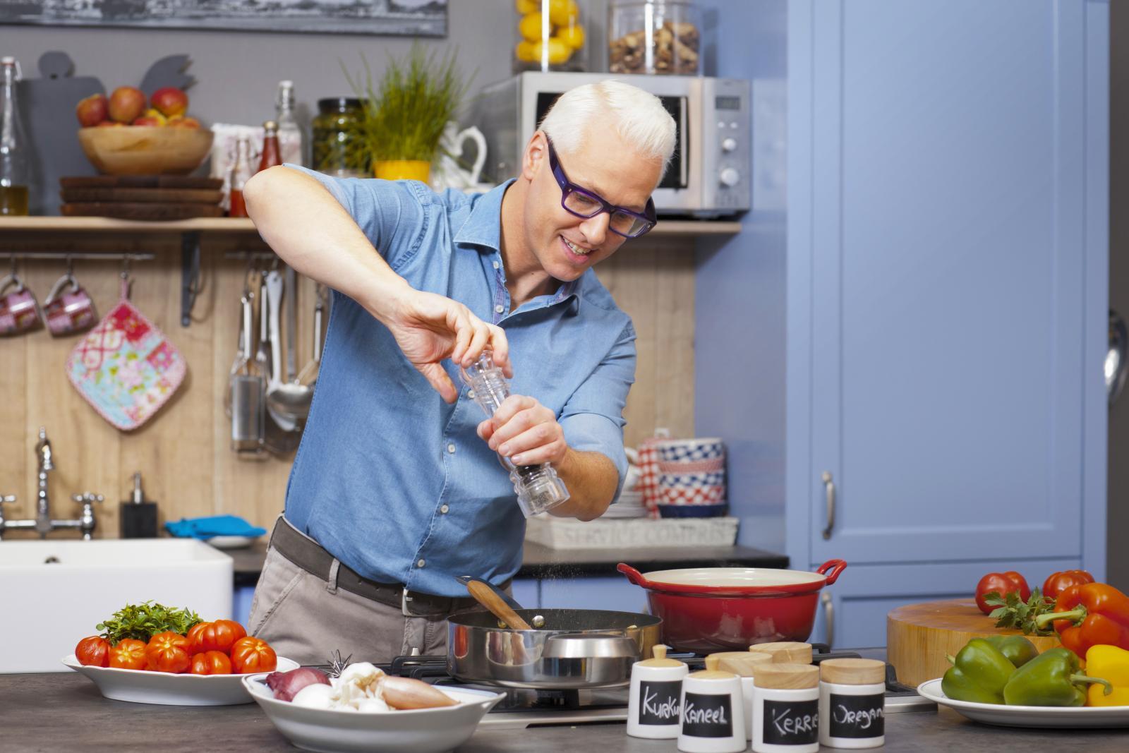 Uz Rudolpha napravite ukusno jelo u manje od pola sata.