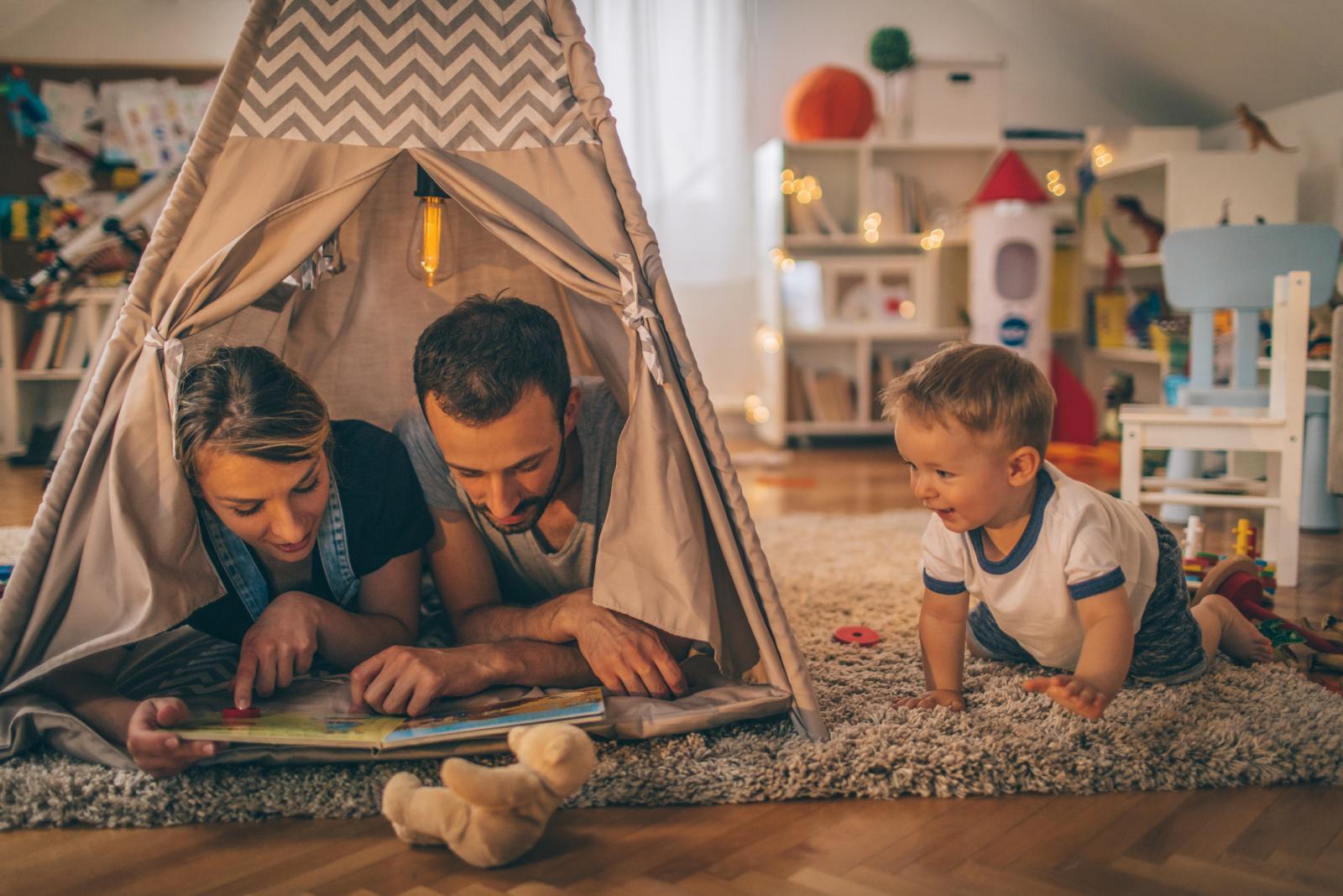 Koliko često se i sami igrate s djetetom?