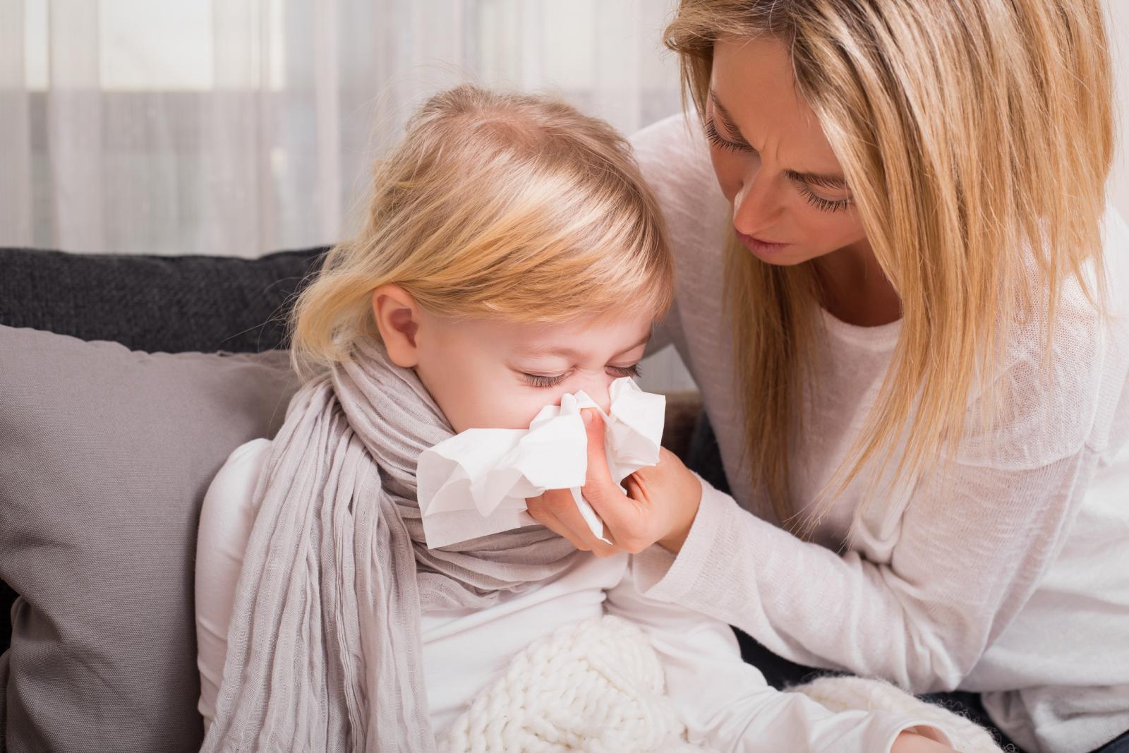 Djeca su posebice zarazna te virus gripe mogu širiti i do deset dana i dulje.