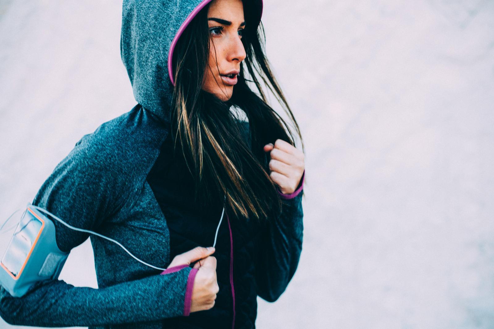 Tijekom trčanja nemojte zanemariti intimne dijelove.