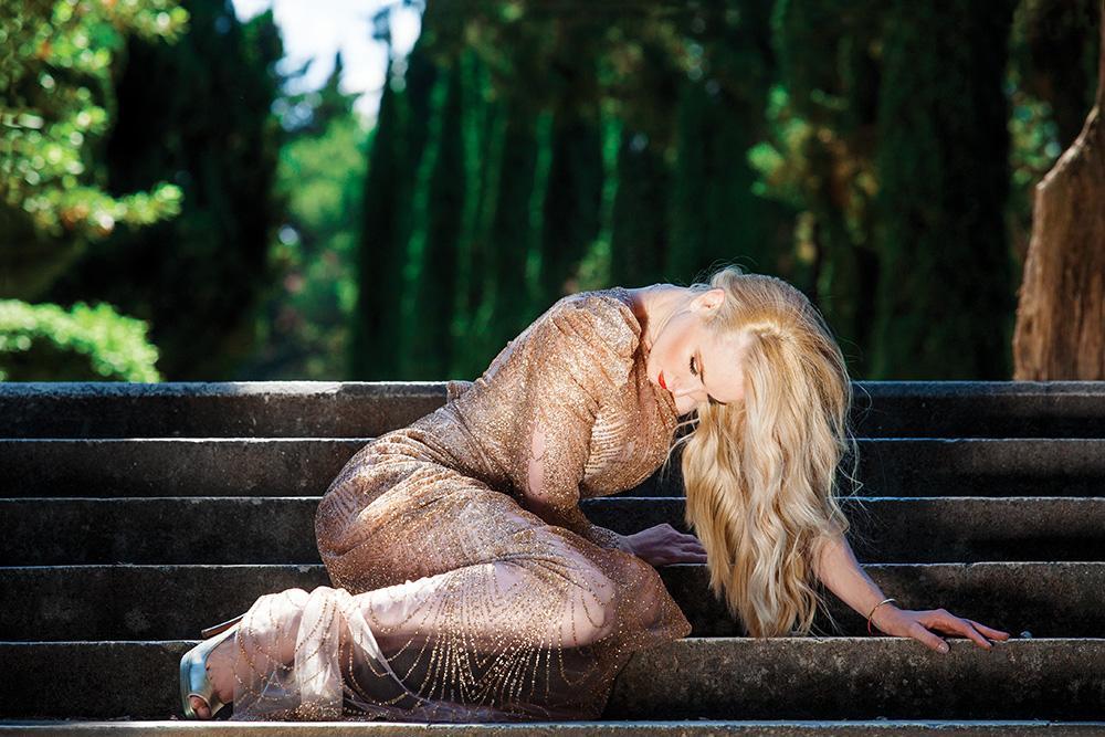 Nekadašnja misica u novoj kampanji Monike Sablić neodoljivo podsjeća na glumicu Nicole Kidman.
