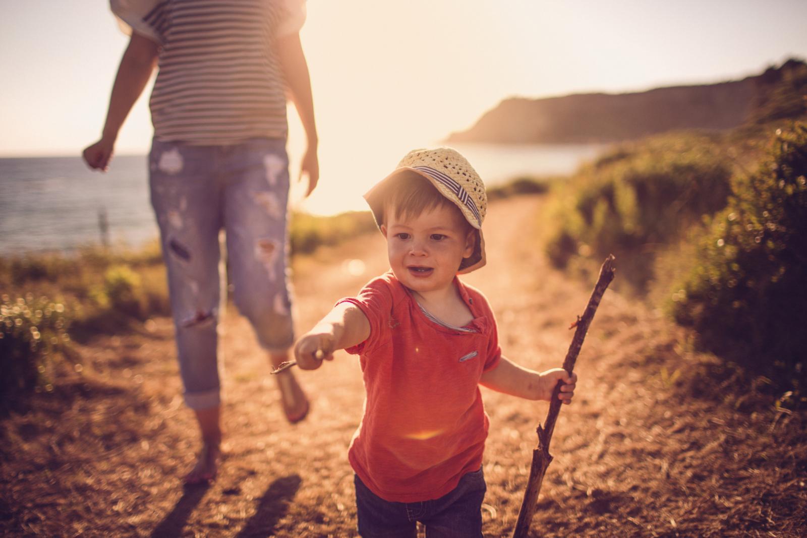 Istina je da su ljudi i prije mene imali djecu, ali nitko još nije imao MOJE dijete.