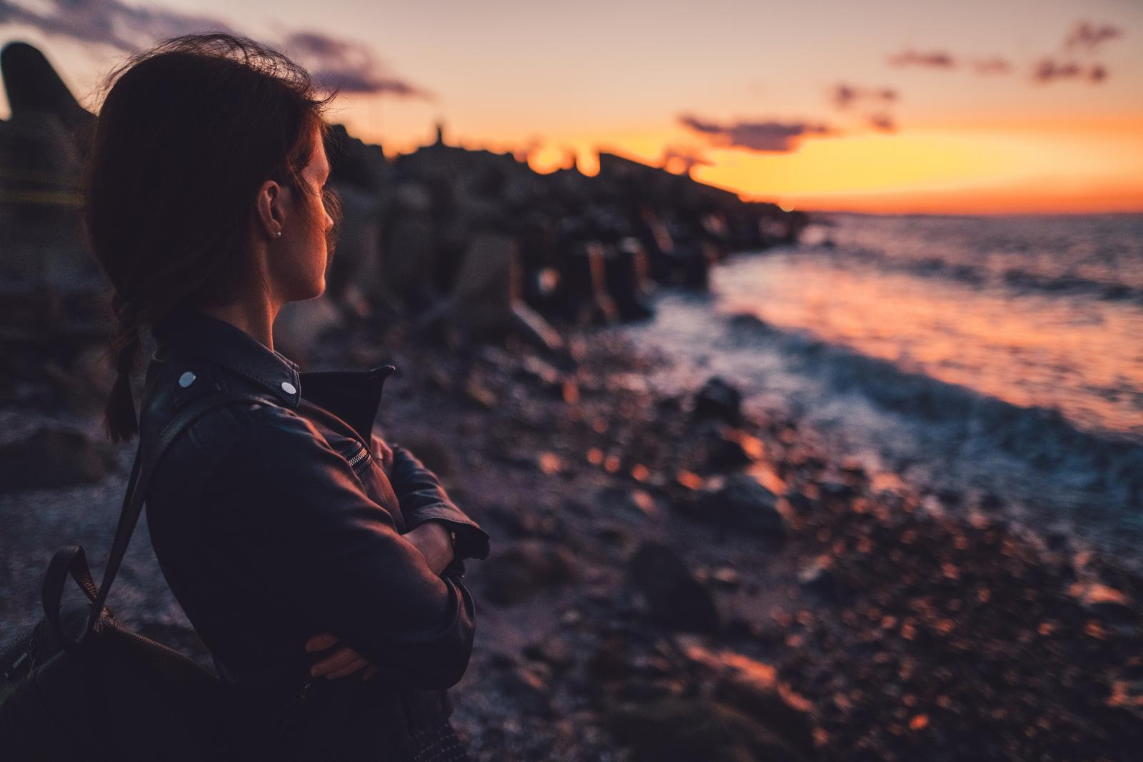 Živite za sebe i svoju sreću. Nemojte život trošiti na nešto što ne volite.