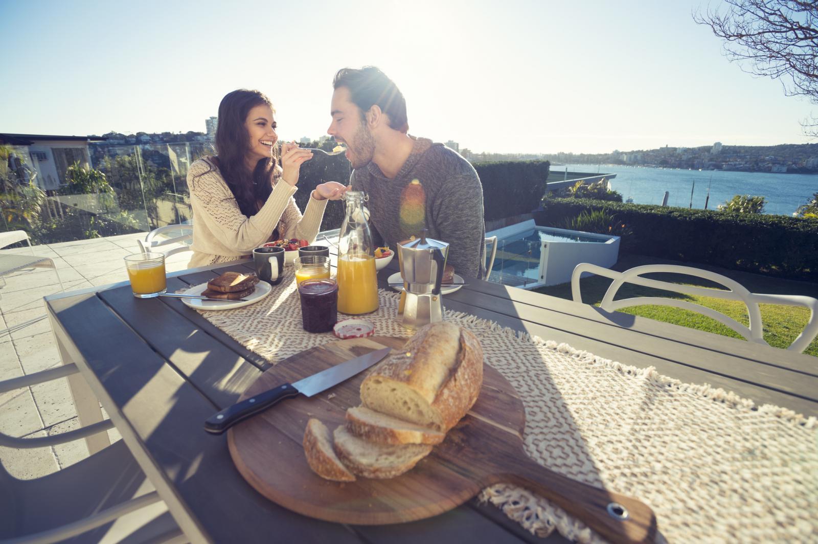 Izbjegavati doručak nije mudro... Pogledajte samo njih kako uživaju, a tako je i njihovu organizmu.