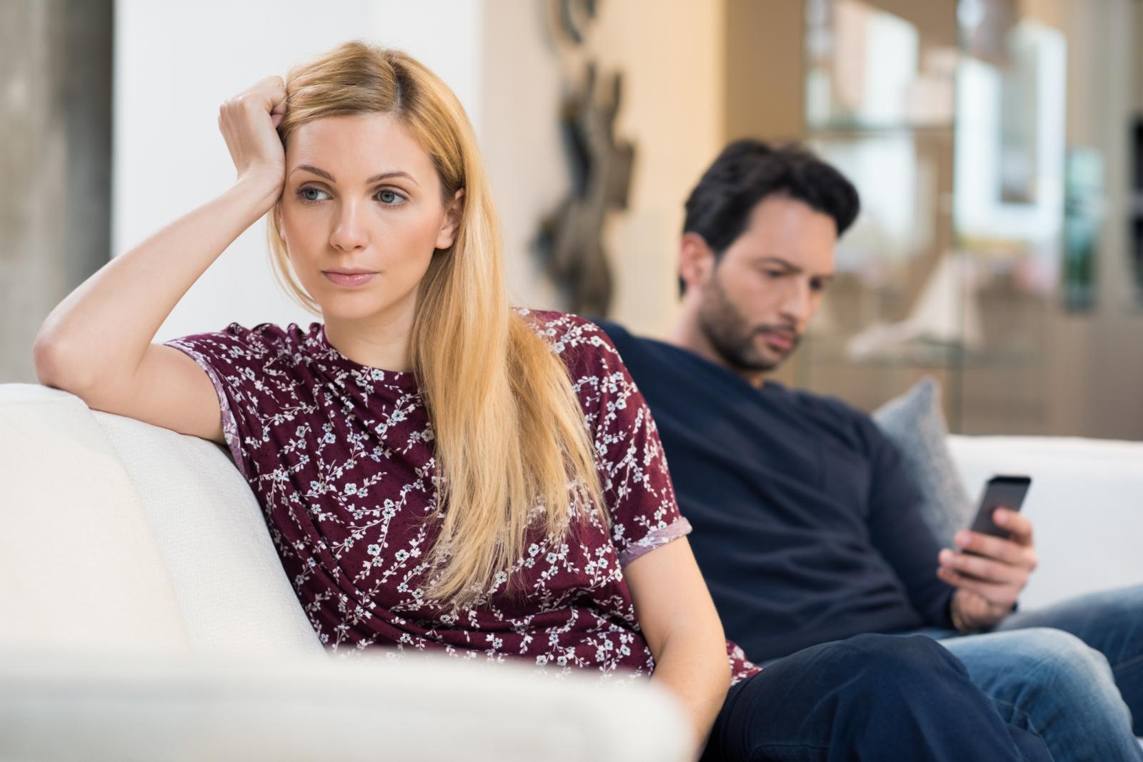Iako je seks vrlo bitan, problemi će nastati i ako emocionalna povezanost 'zakaže'.