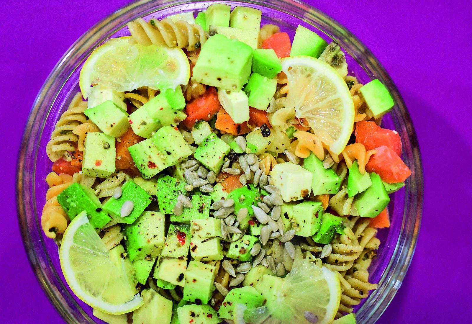 Puni okusi i vesele boje na tanjuru uljepšat će vam i najteži dan na poslu.