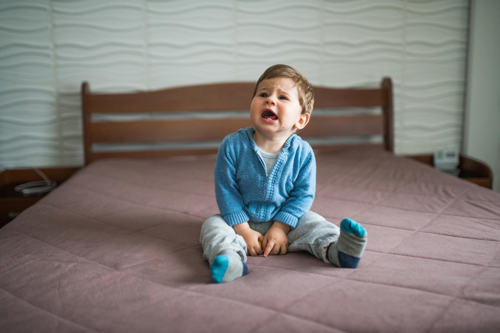"""""""Ako beba plače, signalizira da joj nešto treba pa te potrebe svakako treba zadovoljiti."""""""