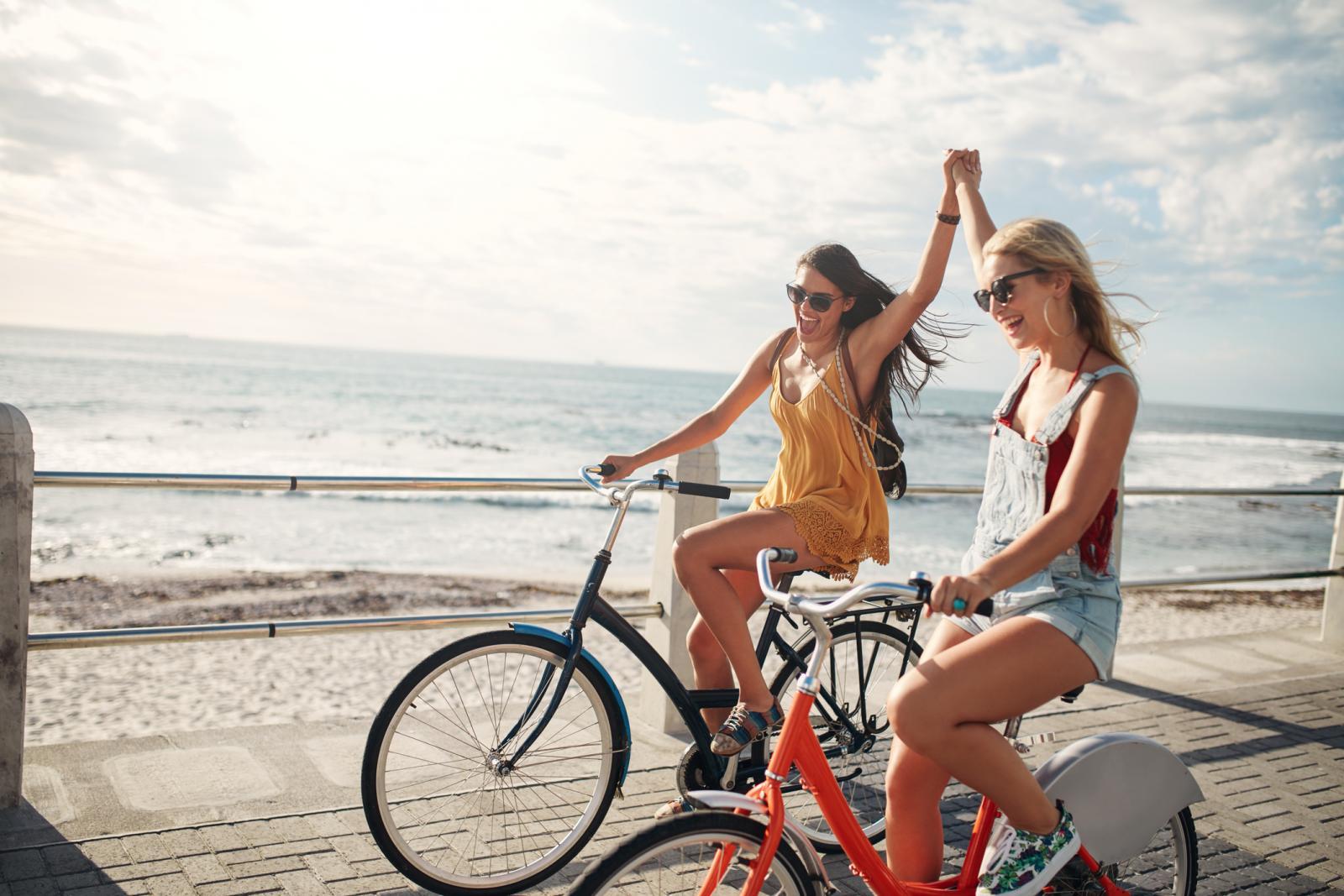 Vožnja biciklom dobra je za sve generacije, u svako godišnje doba i bilo gdje.