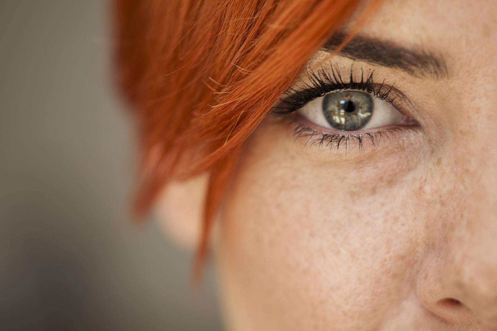 Baš kao što, primjerice, koža i kosa vole samo određenu hranu, tako je i s organom vida...