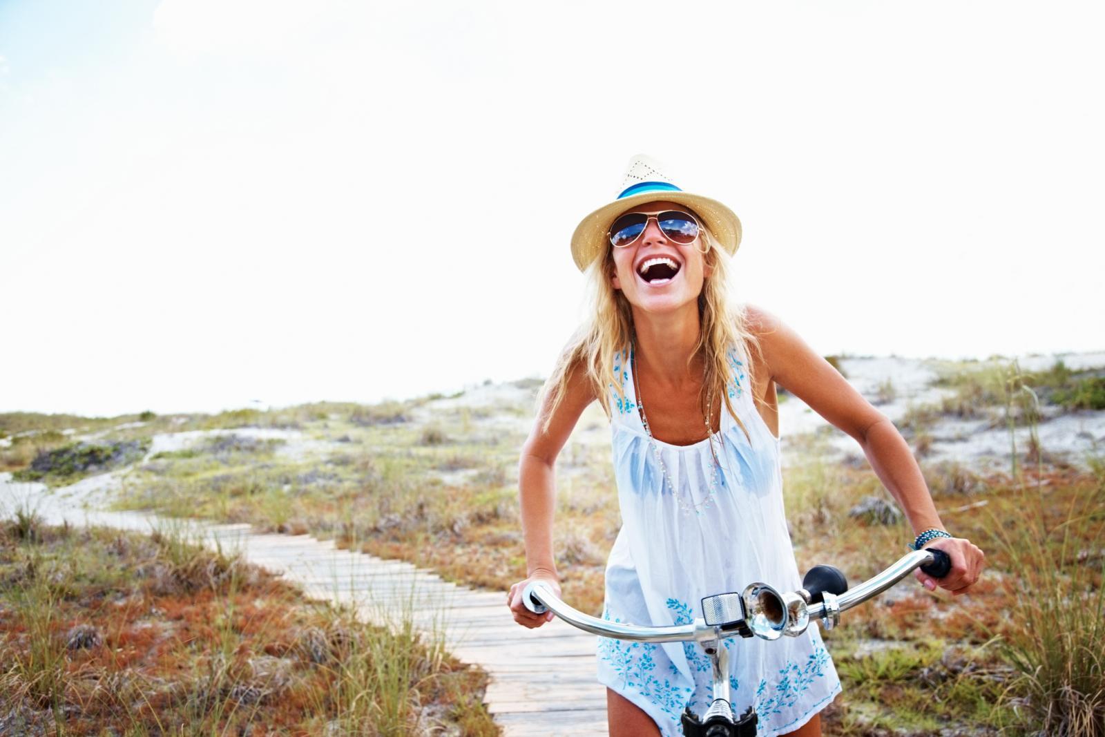 Fizička aktivnost na dva kotača odličan je trening i idealan način za održavanje srca i krvnih žila u dobroj formi.