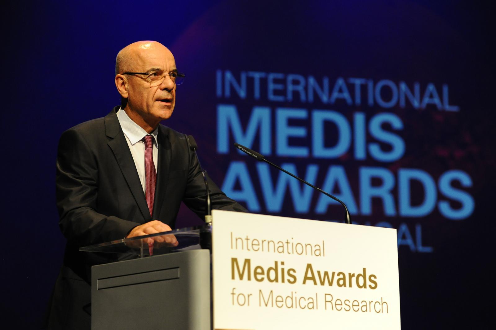 Raduje nas što su Medis Awards postale prepoznatljive nagrade za klinički istraživački rad u našoj regiji, rekao je generalni direktor tvrtke Medis, Tone Strnad.