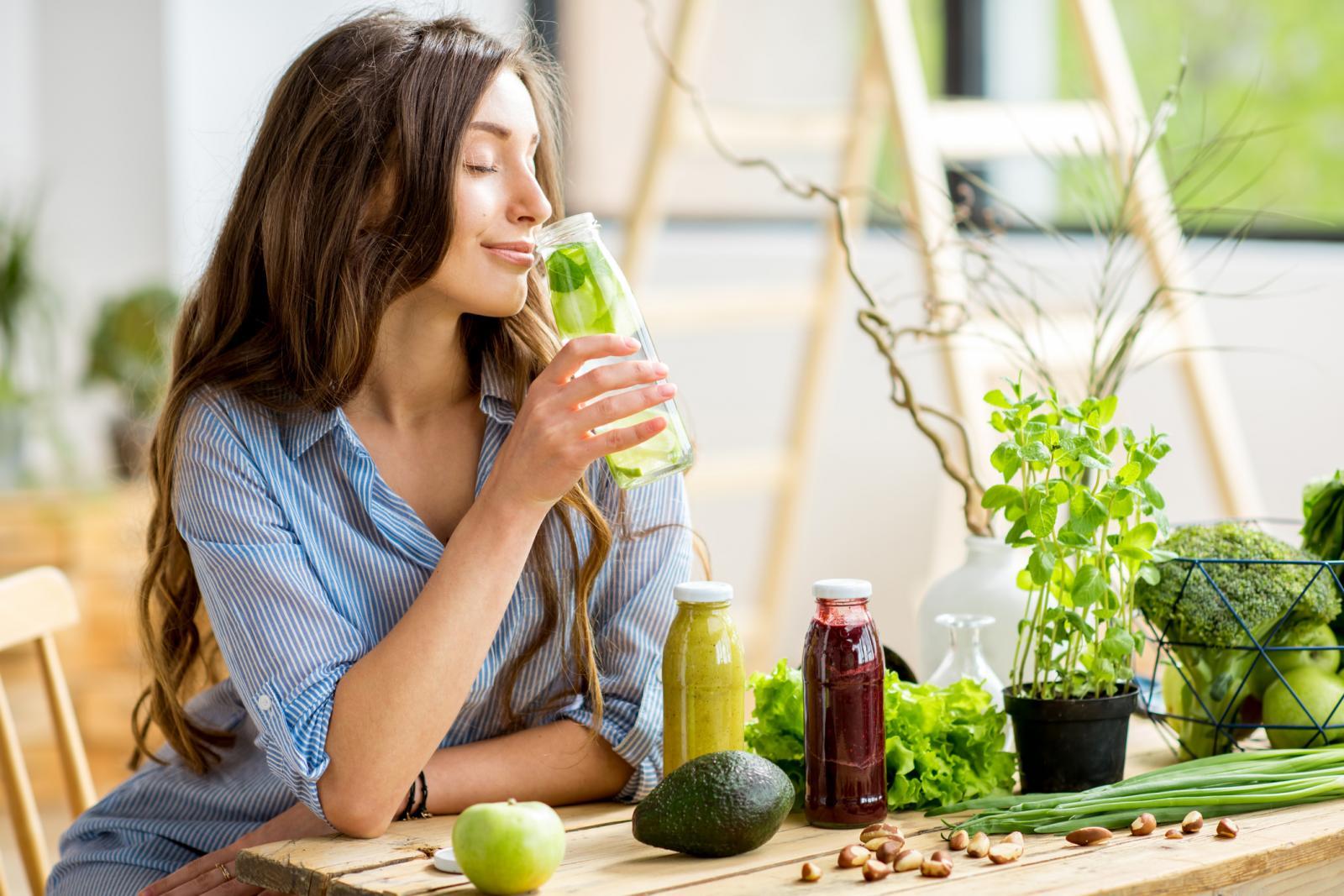 Potrebno je neprestano misliti na svoje zdravlje. Ne samo sada u sezoni detoxa.