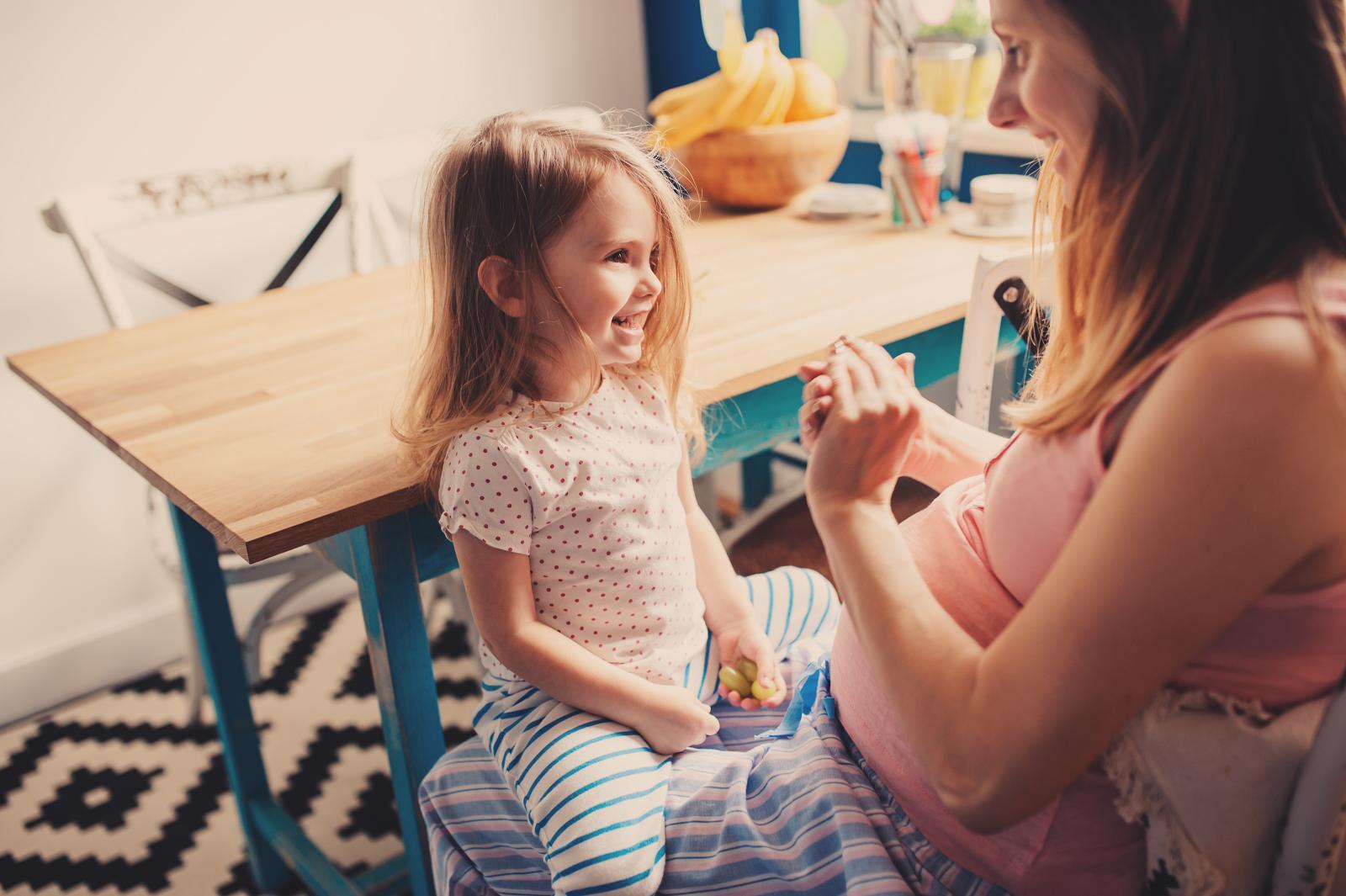 Uvijek imajte na umu da dijete uči od vas i ako i sami imate zdrave navike i zdrav stil života, neće biti nimalo teško tome naučiti i dijete.