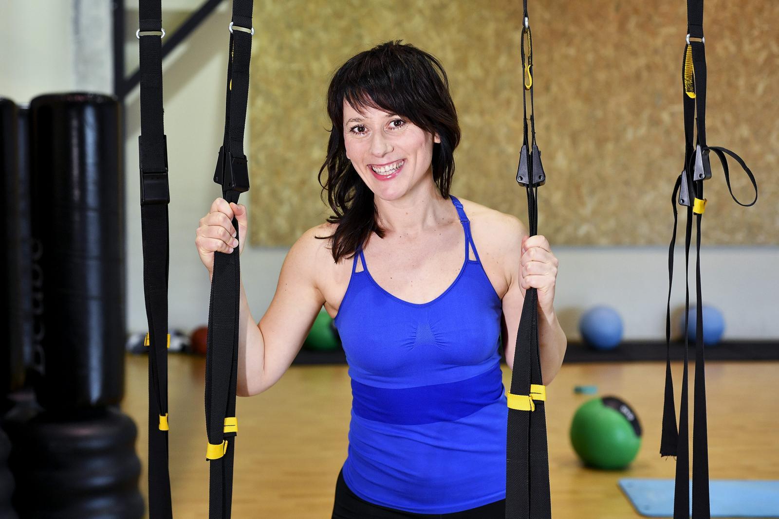 Nije cilj samo imati manje kilograma, cilj je ojačati tijelo, podići kondiciju i zdravo mršavjeti.