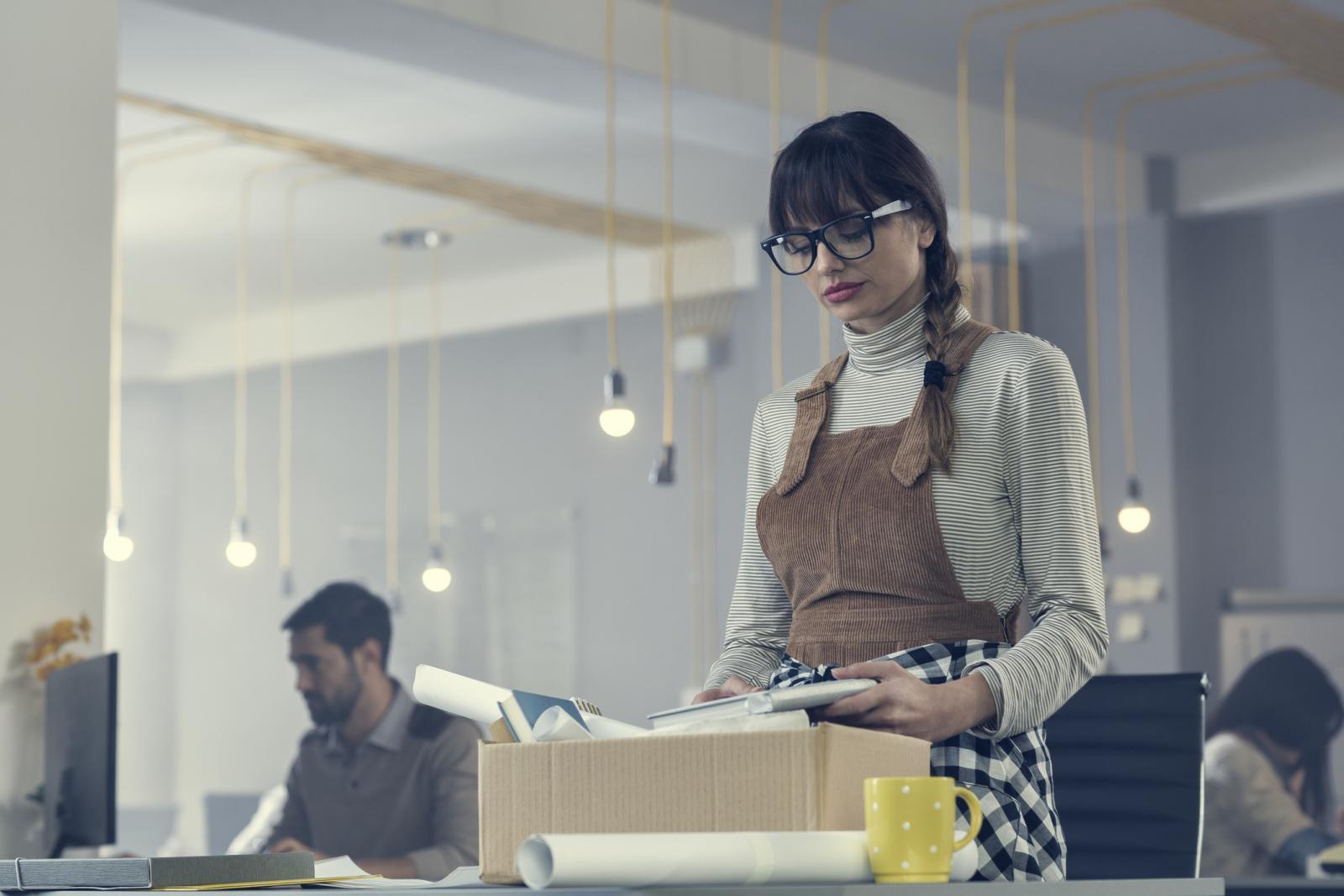 Kad ste dogovorili sastanak sa šefom, pripremite se za to kako ćete ga odraditi, a tek potom 'pokupite' stvari.