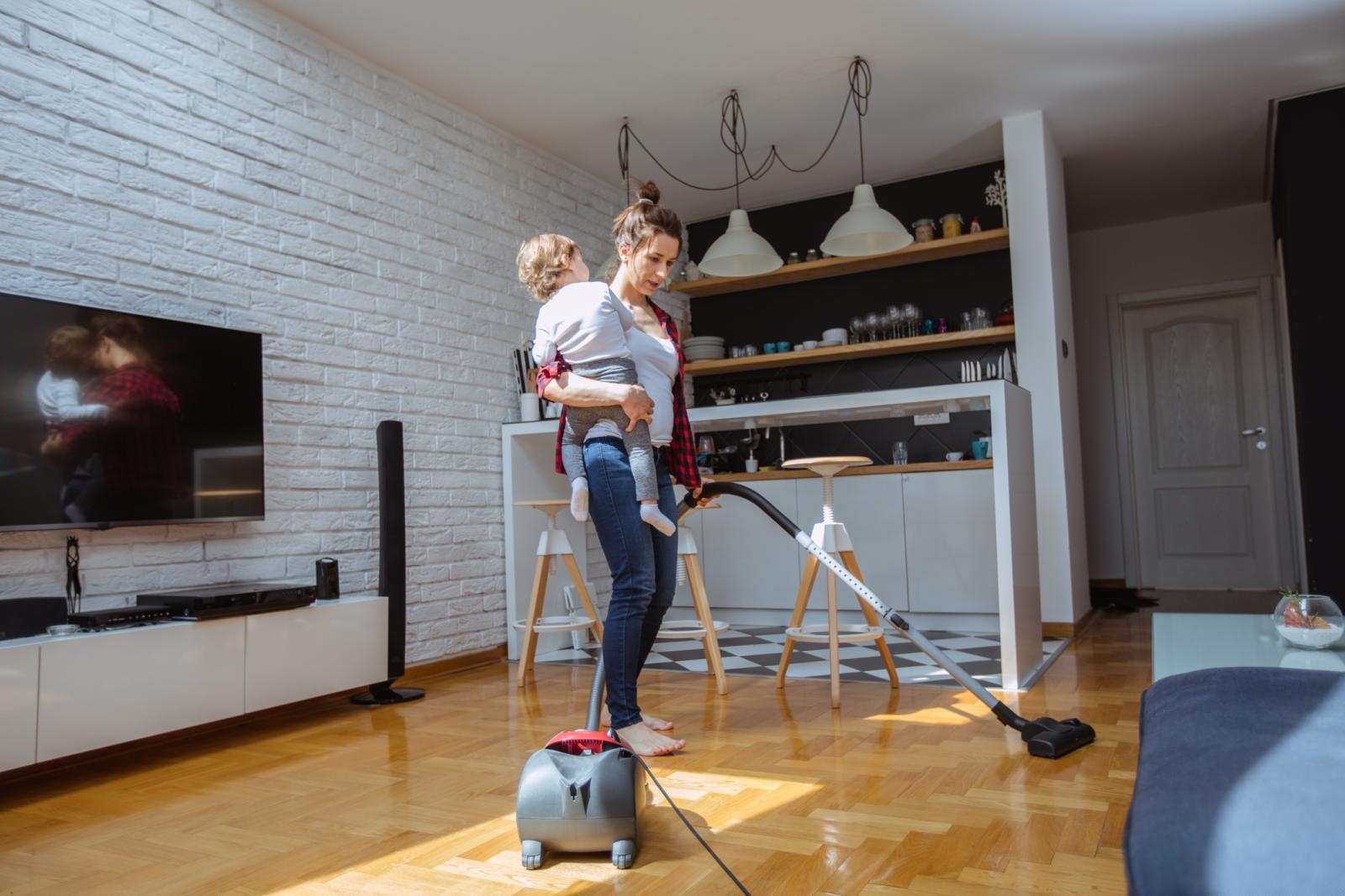 S malim djetetom u kući ili osobom koja pati od alergija, astme ili bronhitisa, nije svejedno koji ćete usisavač odabrati.