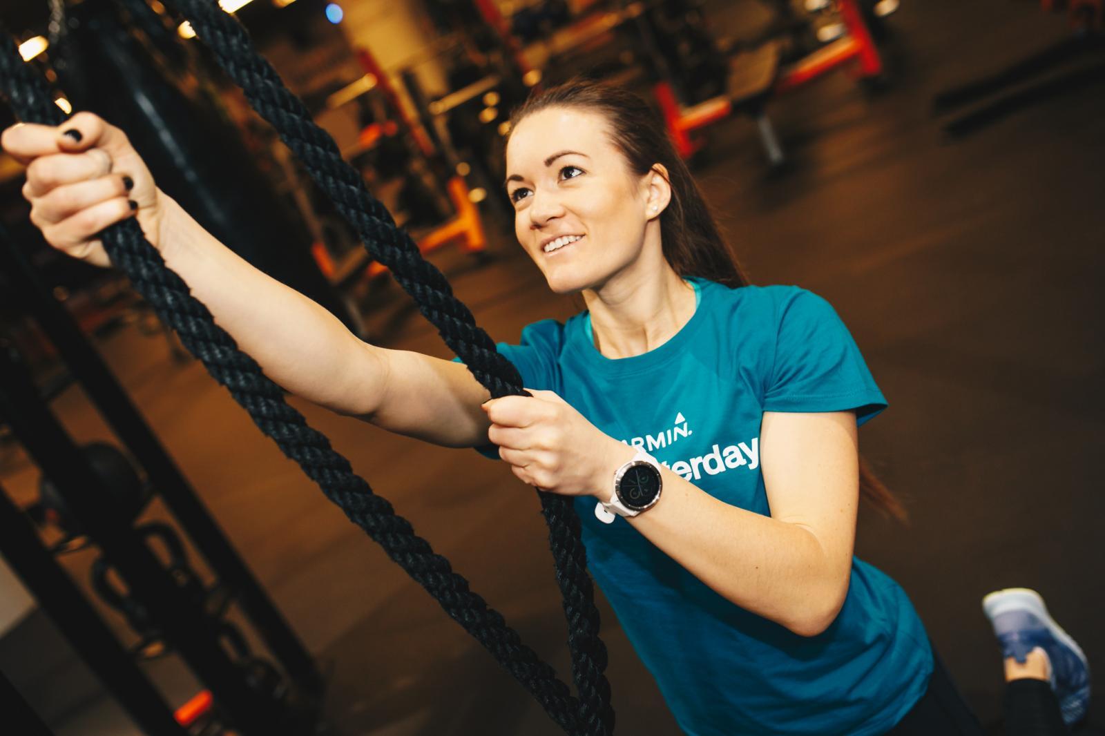 Osim mjerenja pulsa na zapešću, na satu možete pratiti i kondiciju i razinu stresa.