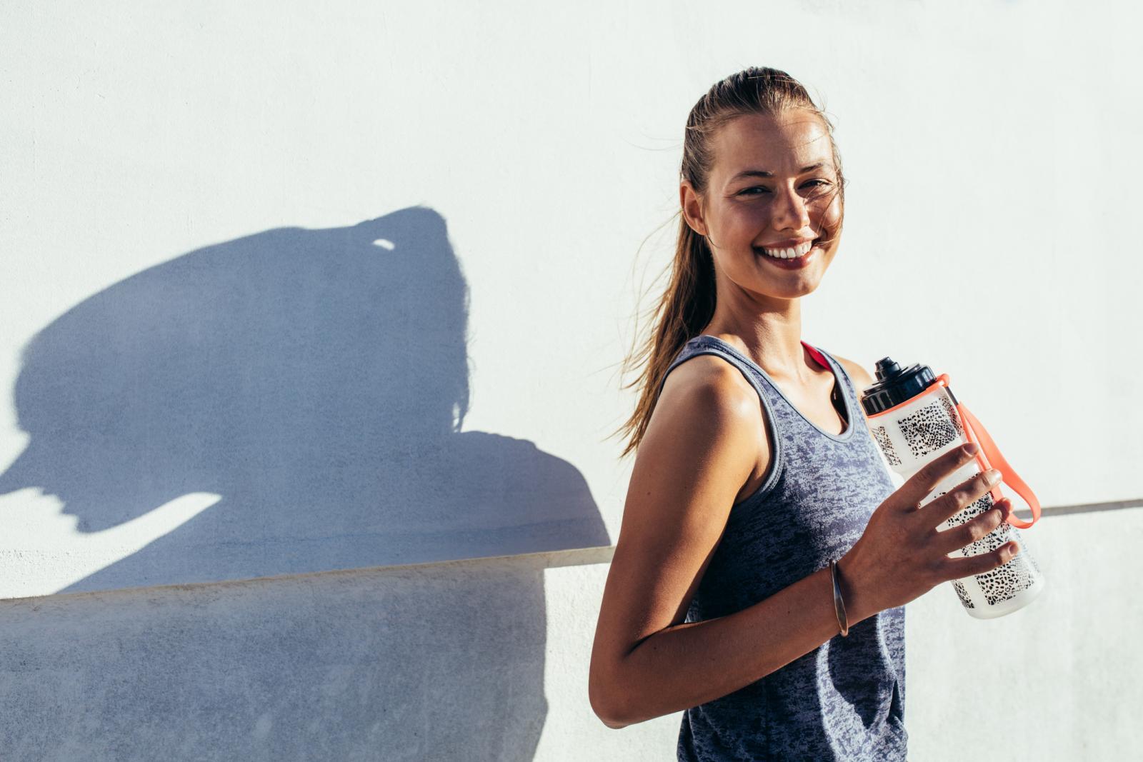 I kao što važno popiti 2-3 litre vode na dan, tako je i važno da proteini čine 20-30 posto svakog obroka.