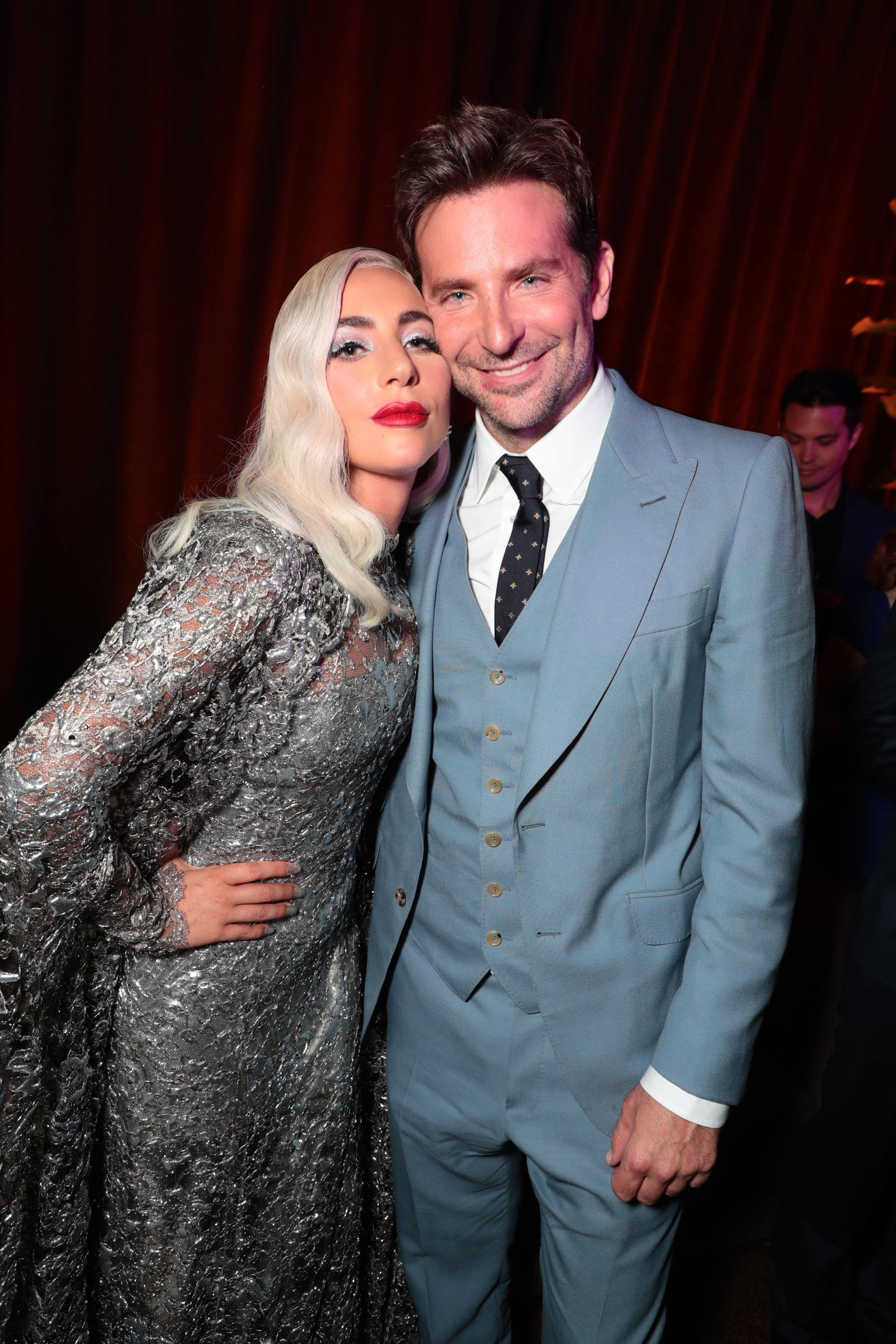 Lady Gaga, Bradley Cooper, Director/Writer/Producer/Actor, Exclusive - 'A Star is Born' Premiere from Warner Bros. Pictures, in association with Live Nation Productions and Metro Goldwyn Mayer Pictures at the Shrine Auditorium, Los Angeles, CA, USA - 24 September 2018, Image: 388295659, License: Rights-managed, Restrictions: Exclusive - Premium Rates Apply, Model Release: no, Credit line: Profimedia, TEMP Rex Features