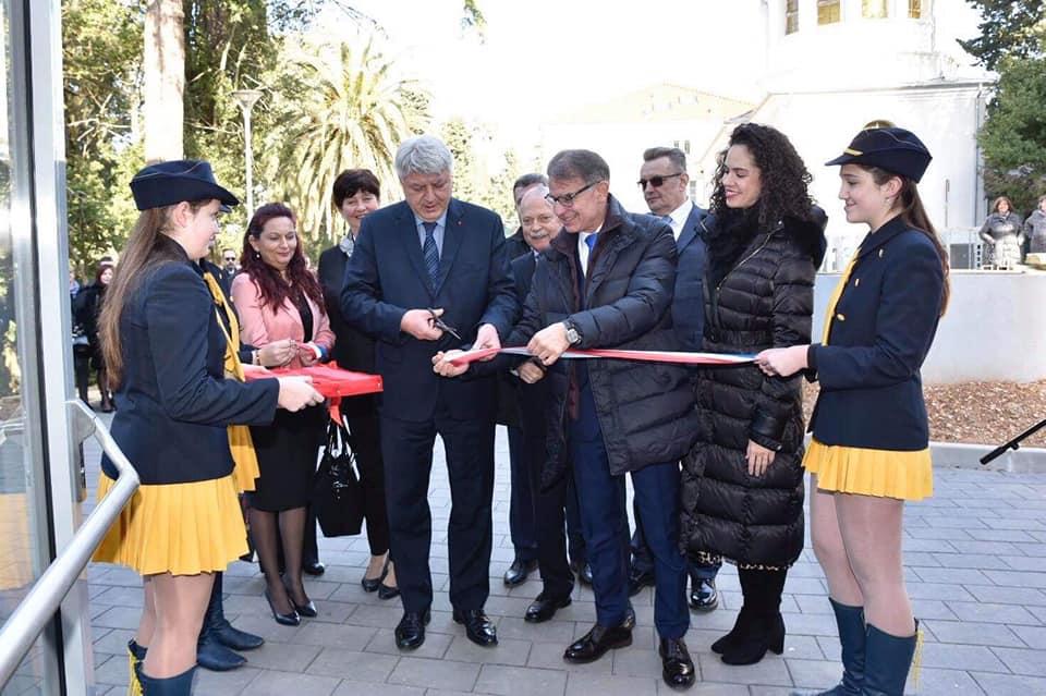 Na svečanosti otvorenja bio je i bivši gradonačelnik Malog Lošinja te aktualni ministar turizma Gari Capelli.