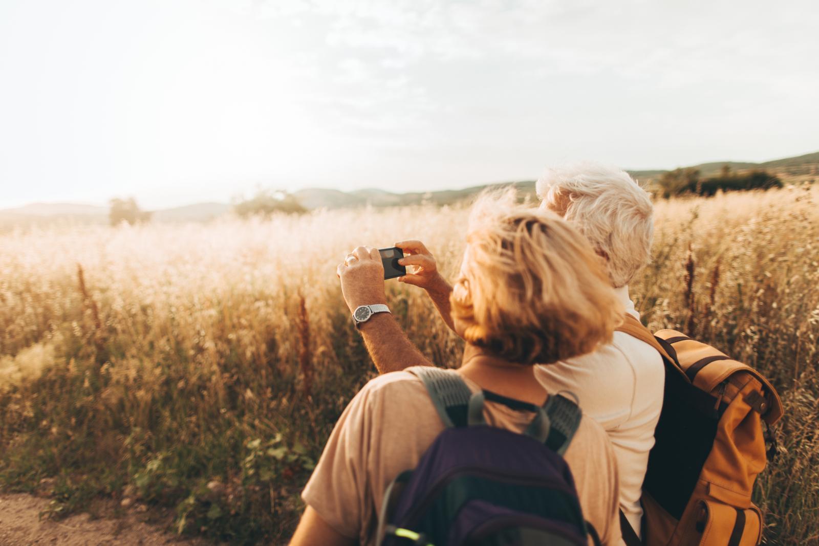 Za vrijeme šetnje prirodom bilo bi bolje da mobitel ipak ostavite kod kuće.