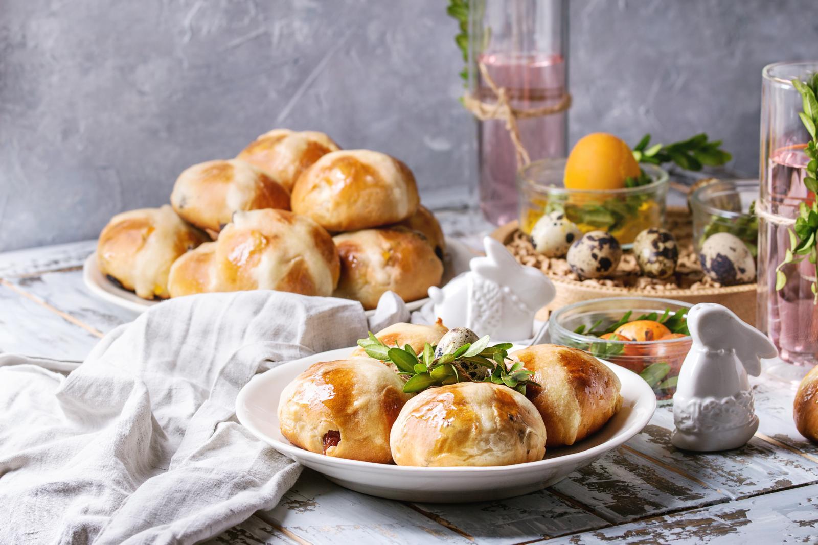 Tradicionalni uskrsni doručak ne može proći bez pisanica i pince.