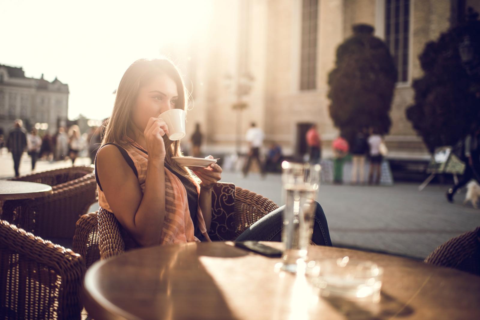 Imate li problem s gastritisom izbjegavajte kofein i prženu hranu.