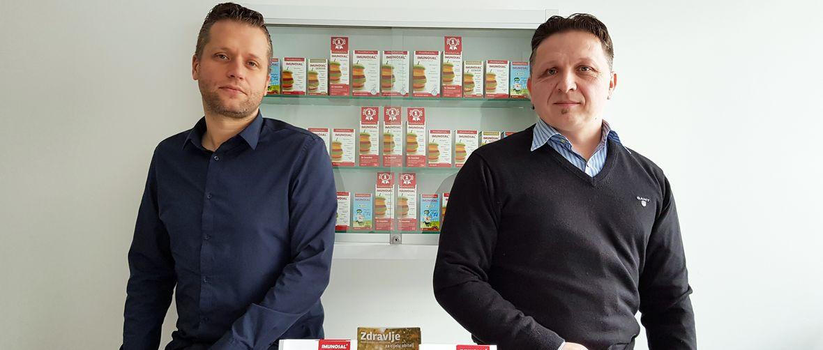 Davor Gračan i Kemal Kremić planiraju prodor na regionalno tržište i otvaranje nove web trgovine drogerija.hr