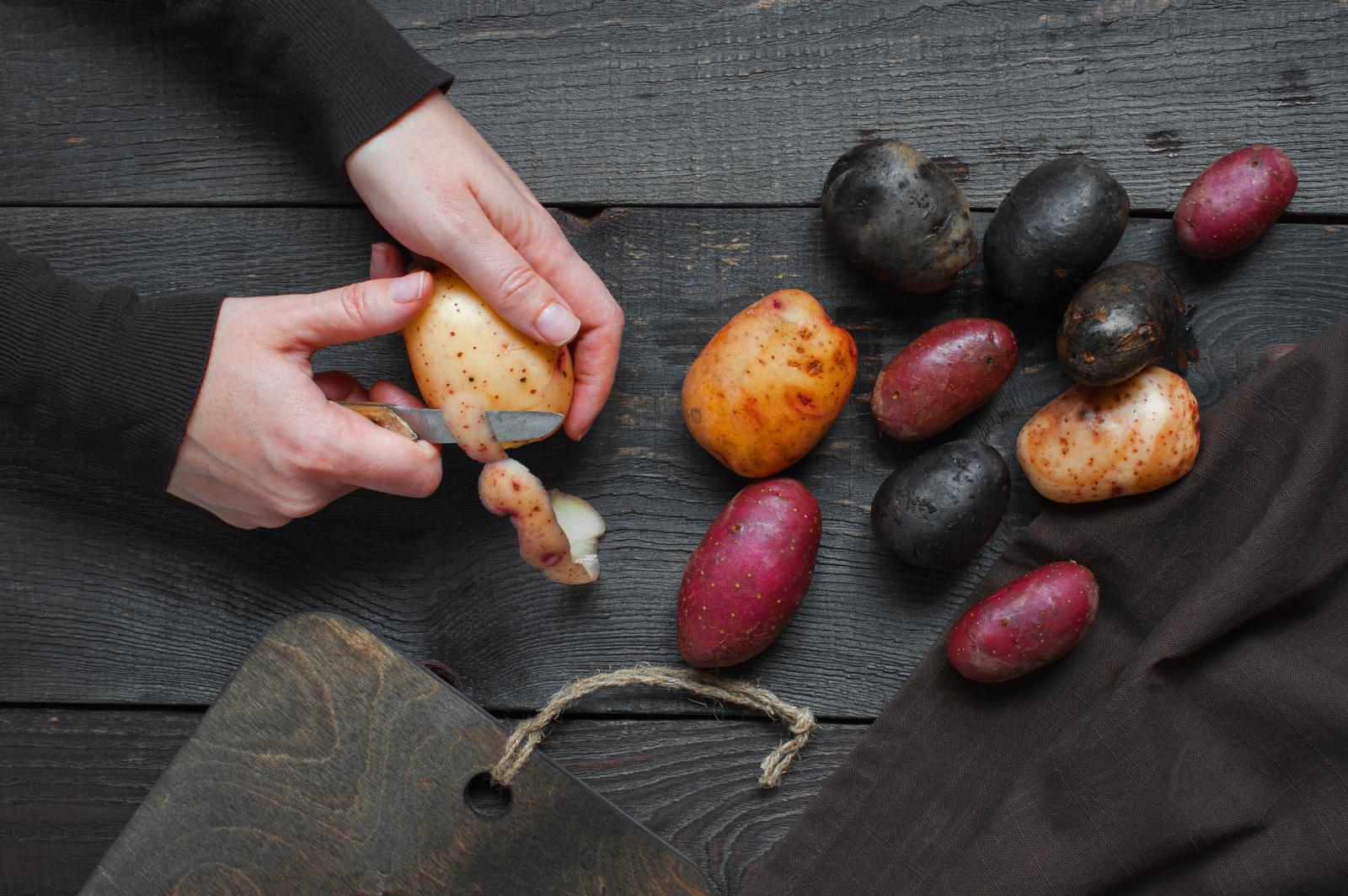 I od ovog krumpira možete raditi pire, čips, pomfrit, a možete ga koristiti i za salatu.
